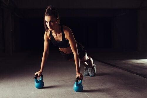 тренування для прискорення метаболізму
