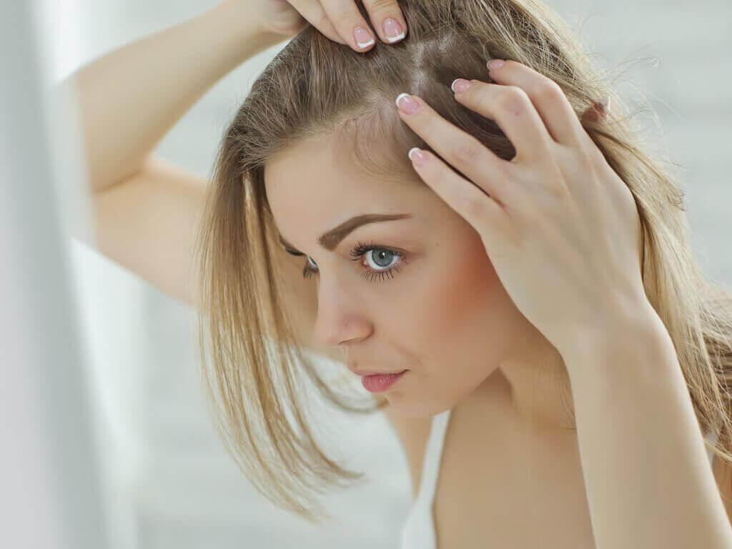активізуйте кровообіг, щоб мати довге і здорове волосся