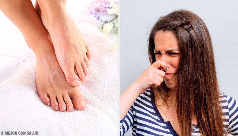 11 засобів, щоб позбутися неприємного запаху ніг