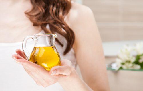 рицинова олія для брів