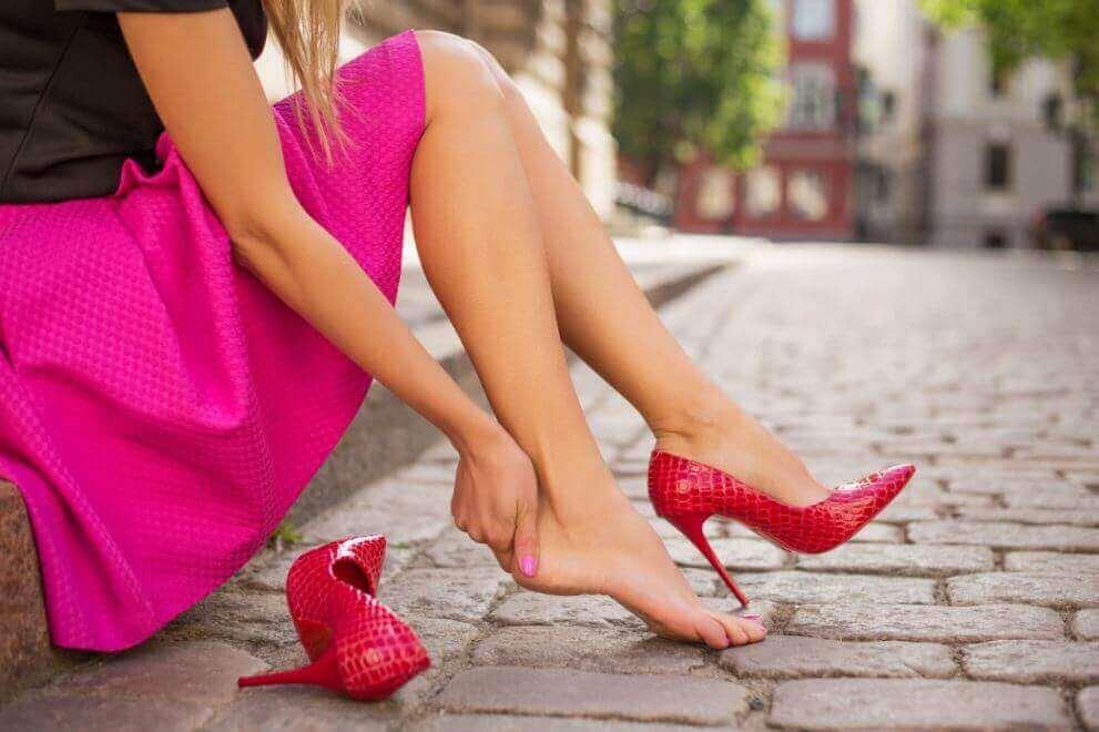 5 порад, щоб нові туфлі не натирали вас