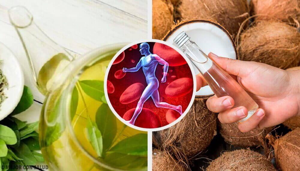 7 природних засобів, щоб покращити кровообіг