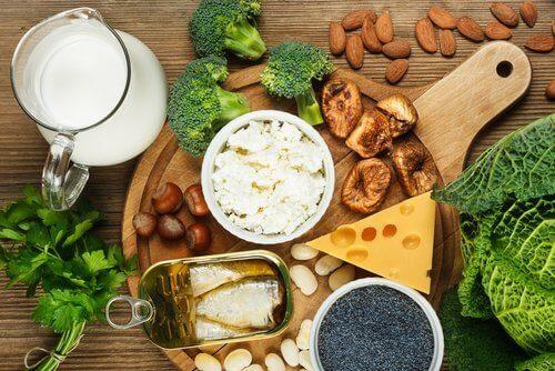 додайте кальцій у раціон харчування