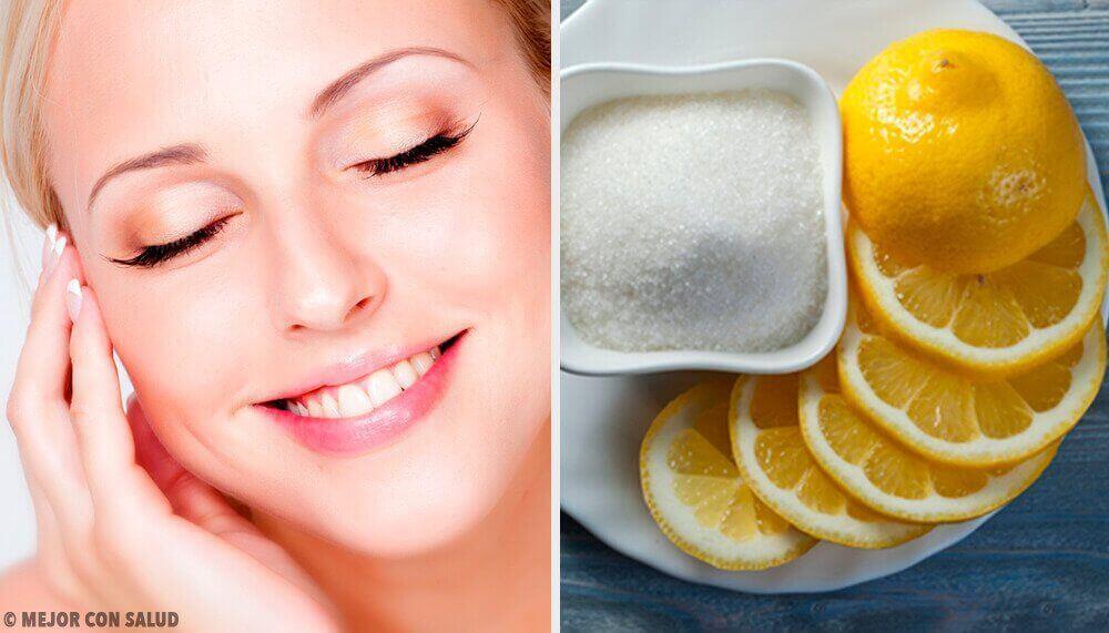 Лимон дарує шкірі красу та здоров'я