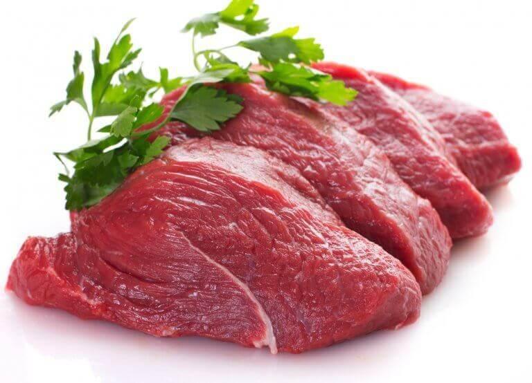 пісне червоне м'ясо допоможе покращити настрій