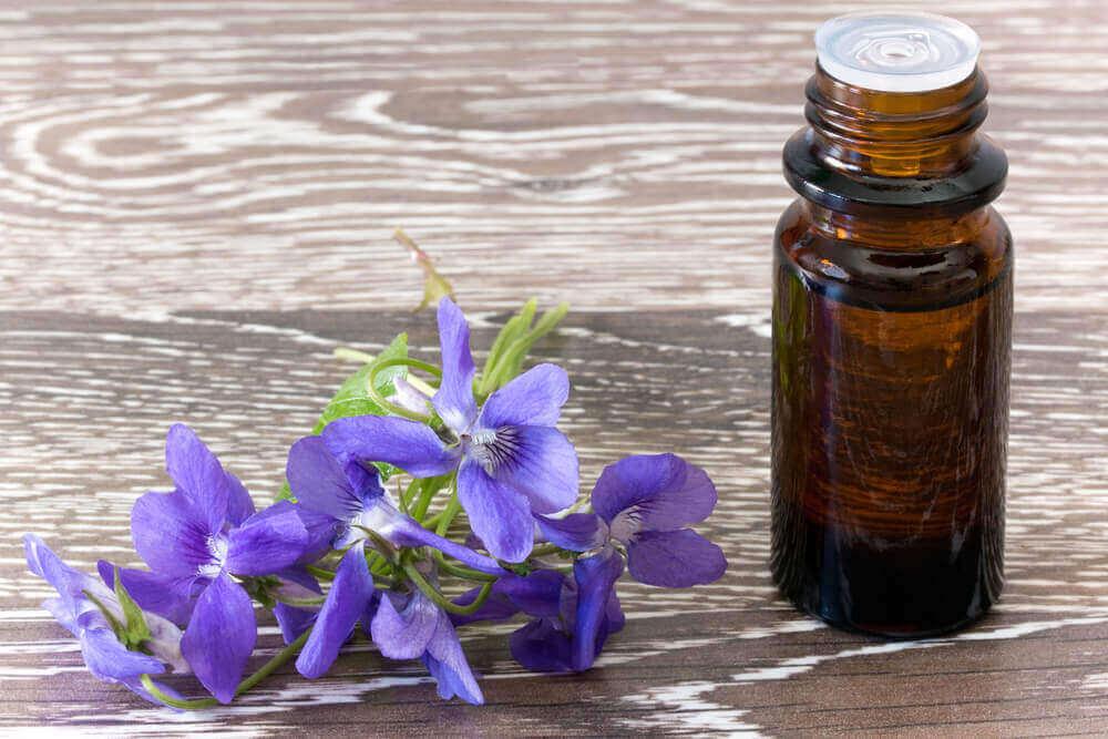 користь лікування квітами Баха