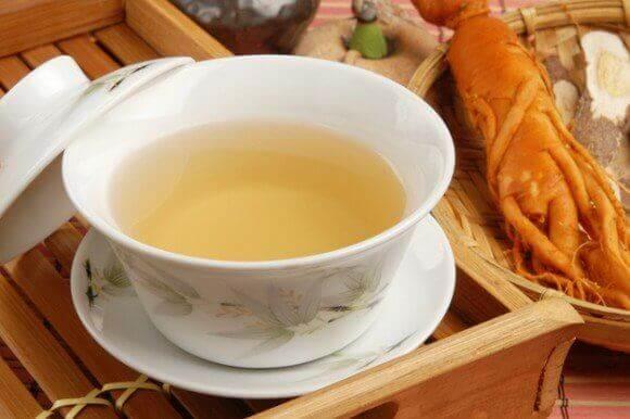 чай з крушини для детоксикації товстої кишки