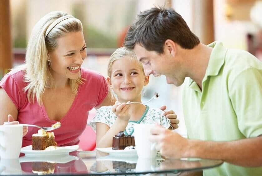 діти є відображенням своїх батьків