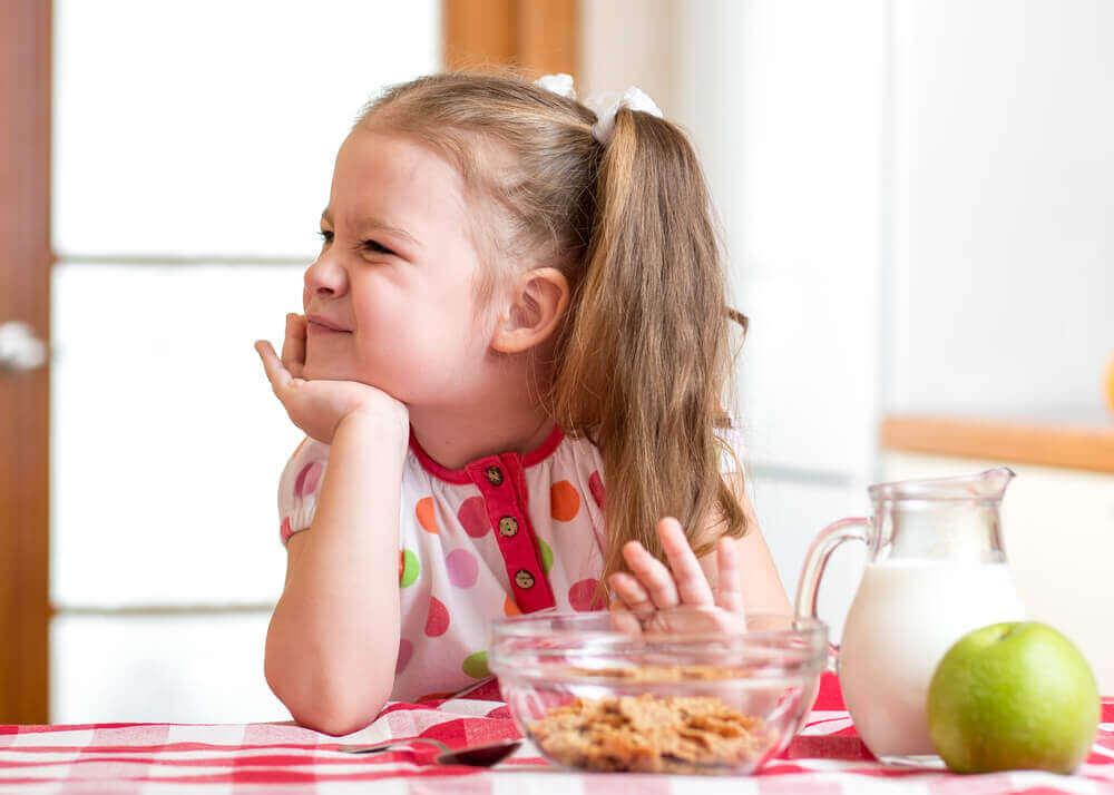 Натуральні засоби покращать поганий апетит у дітей