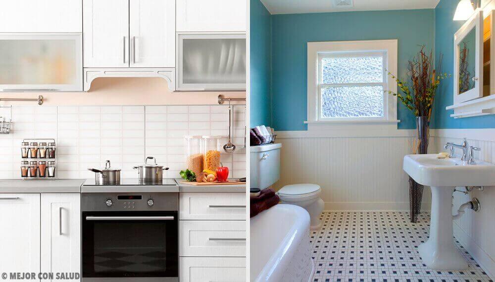 Домашні засоби проти неприємного запаху у кухні та ванній кімнаті