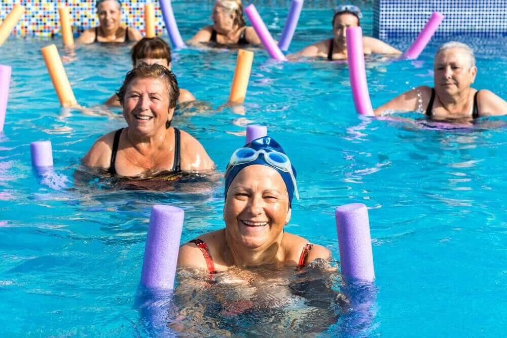 ефективні вправи для старших людей