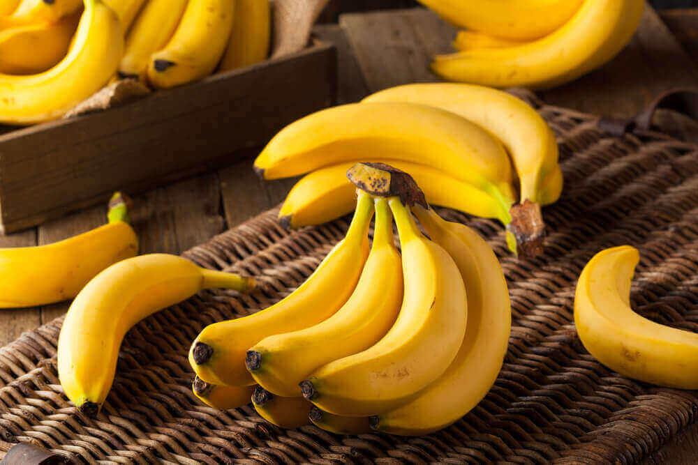 Що буде, якщо з'їдати два банани в день