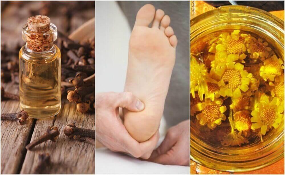 Біль у п'ятці: 6 природних засобів