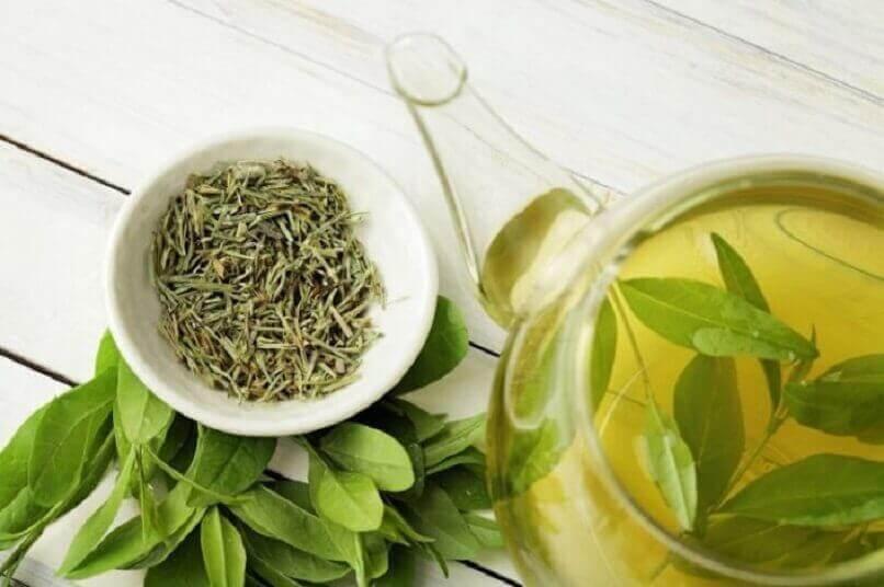 чай містить колаген