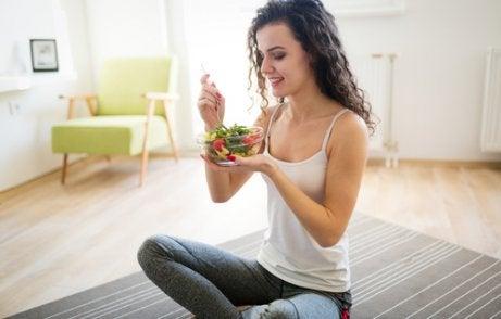 корисна дієта для зменшення живота