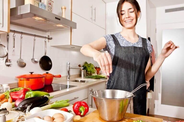 як готувати овочі із солодким смаком