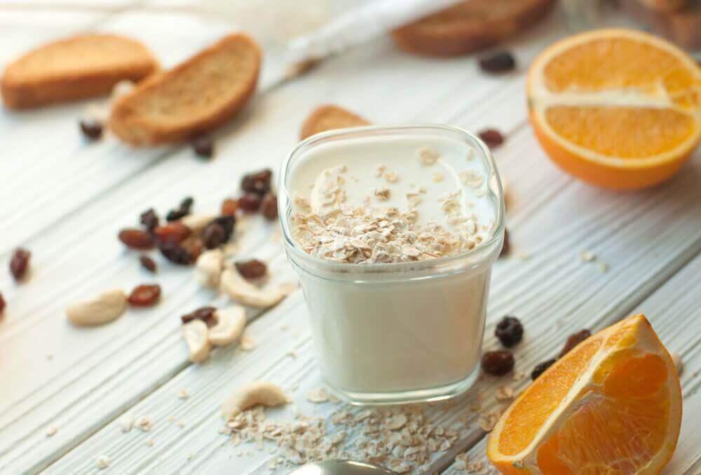 поживні смузі на основі молока