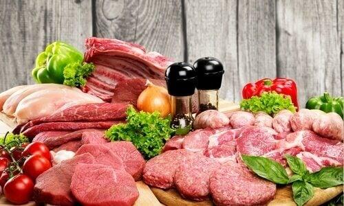 м'ясо є джерелом колагену
