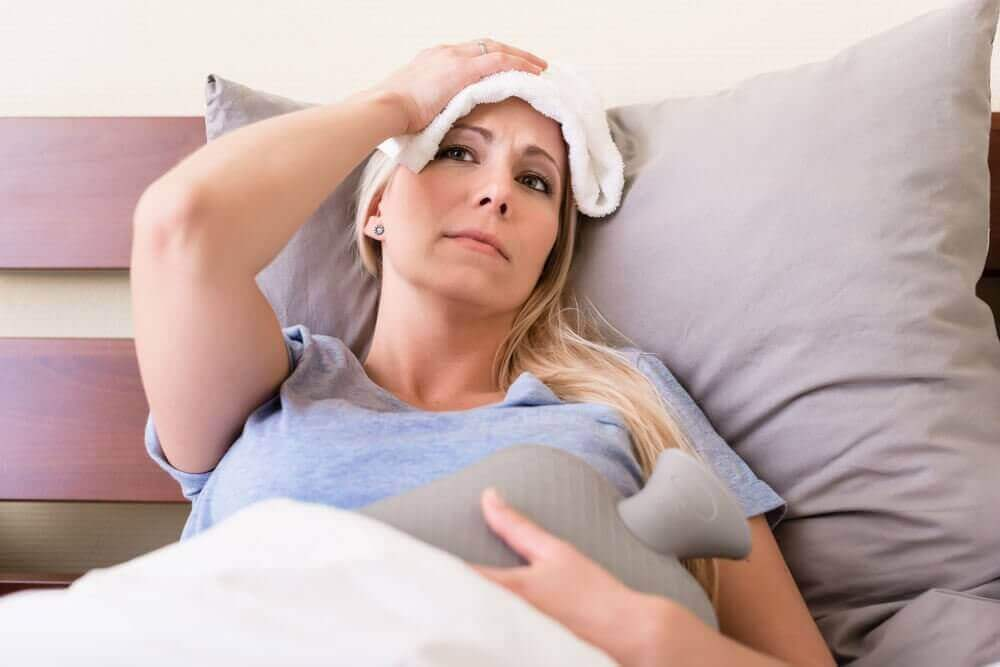 зменшує симптоми ПМС
