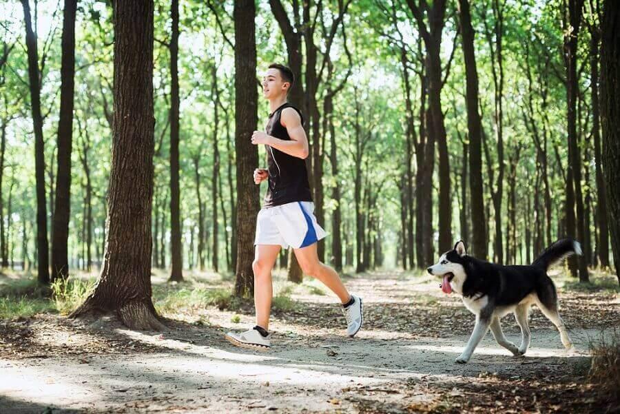 пробіжка зможе підтягнути ноги