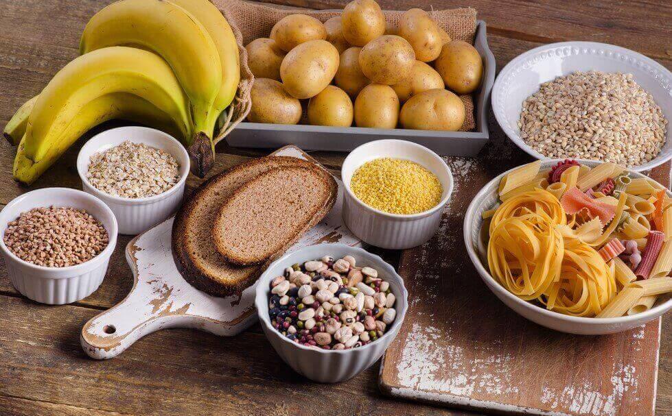продукти з низьким вмістом вуглеводів