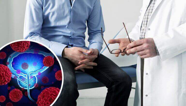 рак передміхурової залози