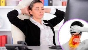 Дізнайтеся, як лікувати шийні спазми