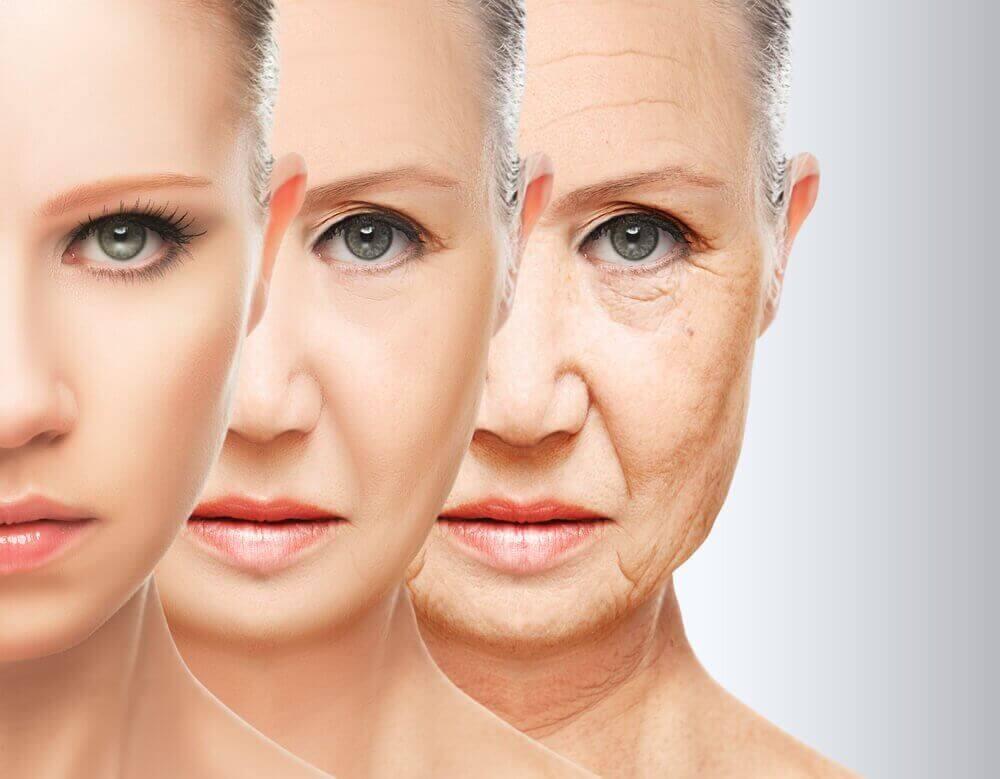 запобігає передчасному старінню