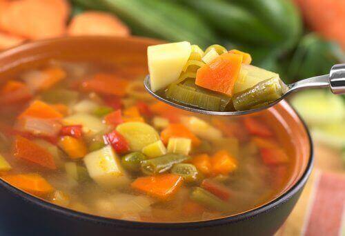 овочеві швидкі вечері для схуднення