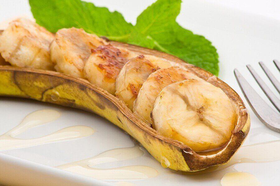запечені райські банани