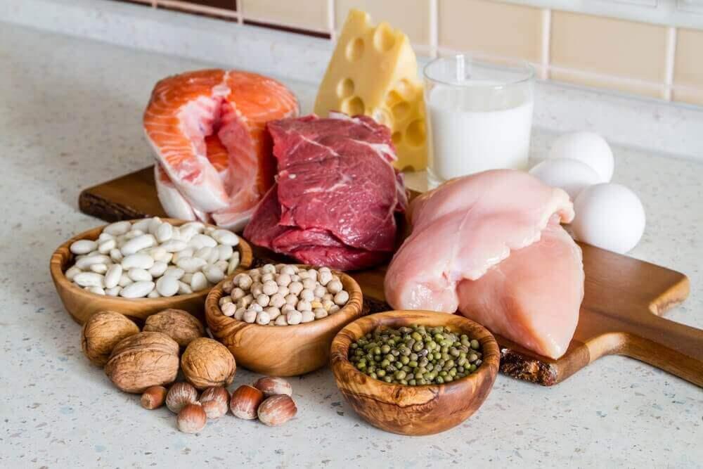 білкова їжа