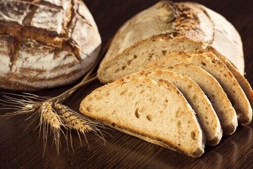 Споживання хліба у невеликій кількості