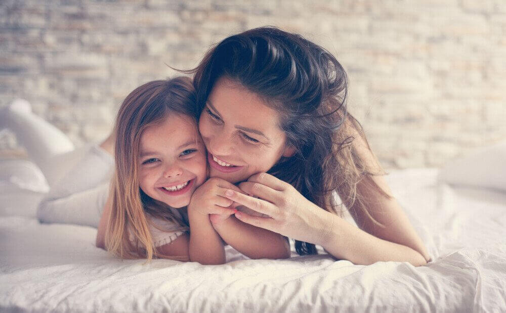 як встановити тісний зв'язок з дитиною