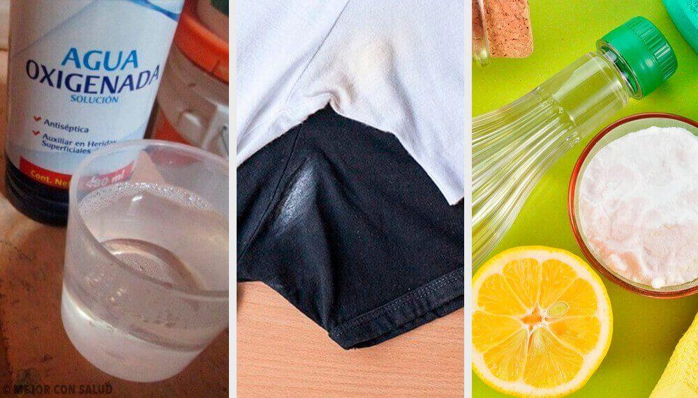 6 способів позбутися плям від дезодоранту на одязі