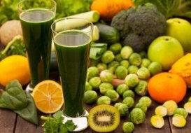 3 дієти для очищення з низьким вмістом жиру