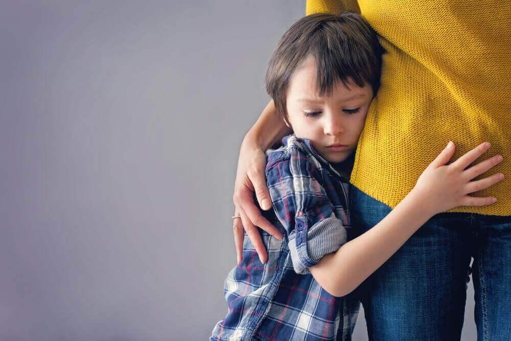 глибокі дитячі емоційні рани