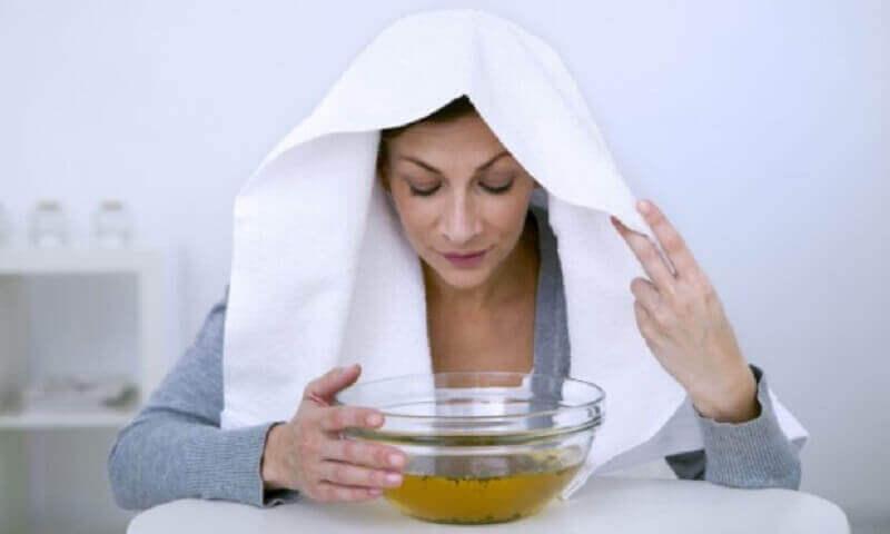 евкаліпт для виведення мокротиння