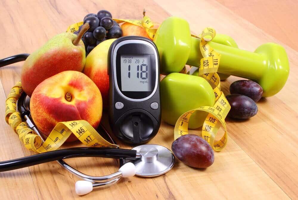 яка здорова дієта для діабетиків