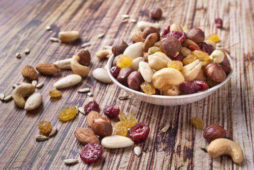 горіхи для схуднення взимку