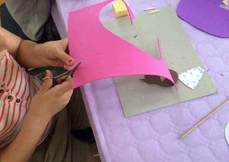 Прості та цікаві вироби з крафтового паперу