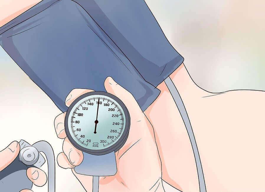 Вправи для зменшення кров'яного тиску
