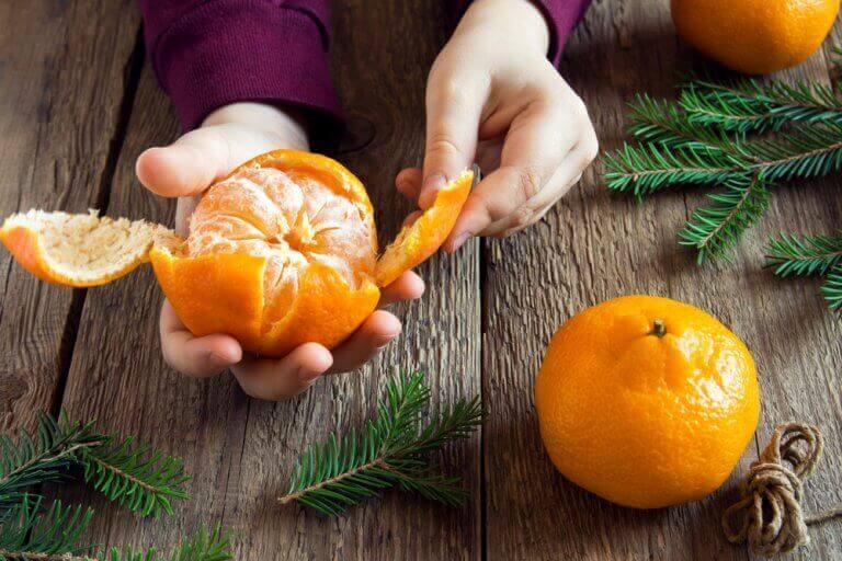 6 причин включити мандарини до свого раціону