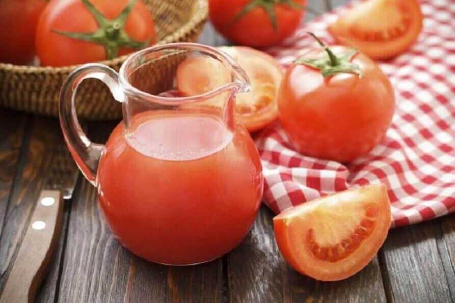 дієта для очищення на основі помідорів