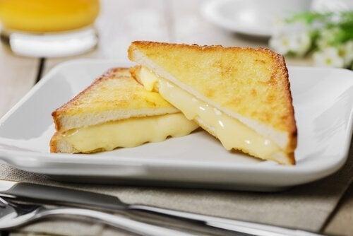 як зробити сендвіч Монте-Крісто