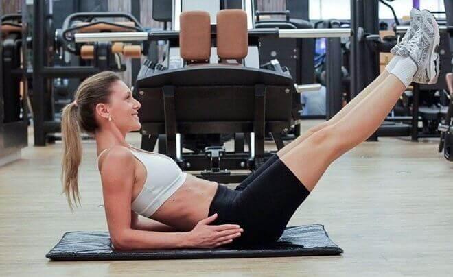 скорочення м'язів ніг