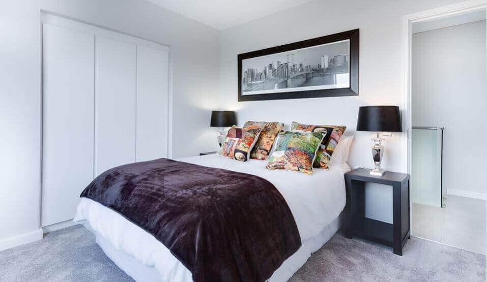 ефективні способи дезінфекції спальні
