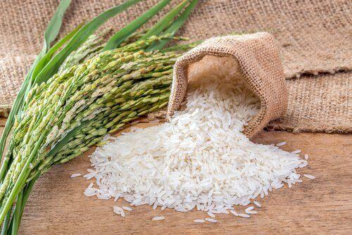 спосіб приготування зеленого рису