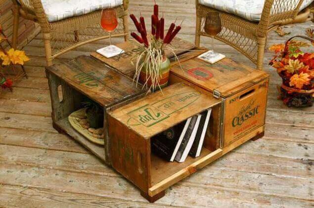 створення меблів зі старих речей
