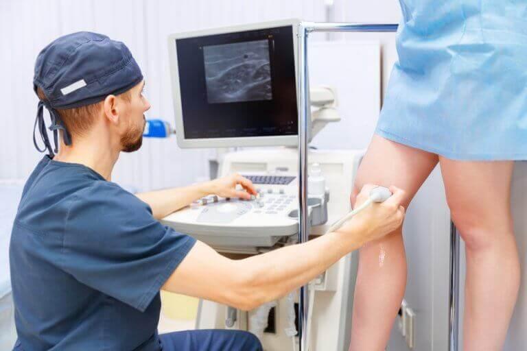 ультразвукова діагностика варикозного розширення вен