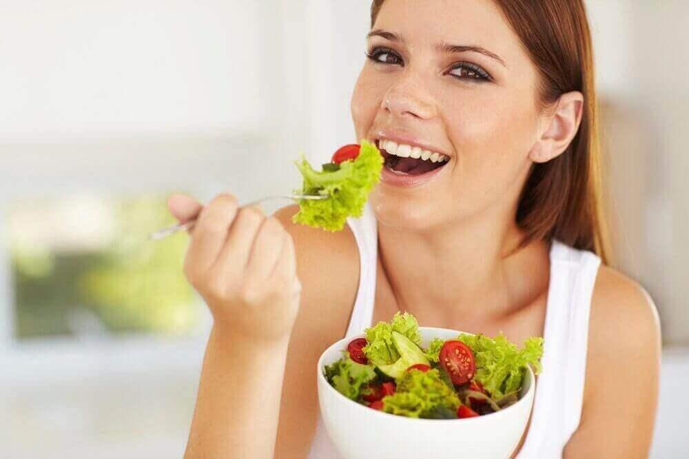 Веганська дієта для втрати ваги